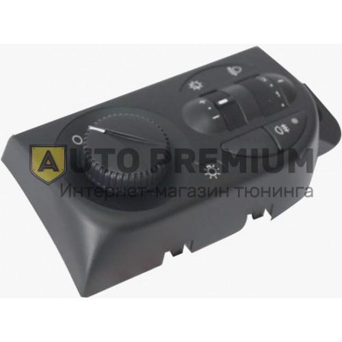 Блок управления светотехникой для Лада Приора 2 «Норма», 2172-3709820
